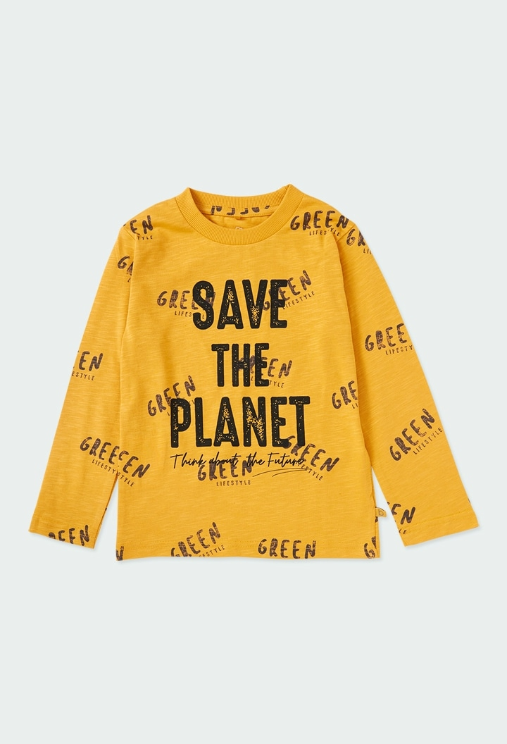"CAMISETA ""SAVE THE PLANET""..."